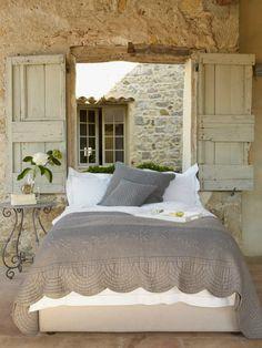 Lovely bedroom!