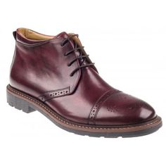 These boots offer sublime comfort with the trademark sheepskin linings and are crafted from only the finest materials.Fully padded, with cushioned socks and a memory foam heel, the Steptronic Lyon will become your go-to boots this season. http://www.marshallshoes.co.uk/mens-c1/steptronic-mens-lyon-burgundy-lace-up-ankle-boot-p3319
