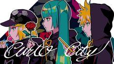 キュリオ・シティ / てにをは feat. 初音ミク (Curio City / teniwoha feat. Hatsune Miku) Vocaloid, Songs, Anime, Art, Art Background, Kunst, Cartoon Movies, Anime Music, Performing Arts