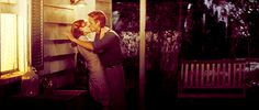 Pin for Later: 45 Times The Notebook Turned You Into an Emotional Mess When He Kisses Her Up Against the House Yes. Just . . . yes.