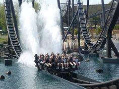 Krake, Heide Park 4 - Dive Coaster - Wikipedia, the free encyclopedia