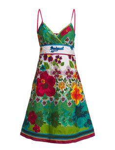 Desigual - VEST_ KANSAS  A perfect summer dress <3