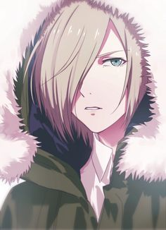 "Yuri ""Yurio"" Plisetsky - Yuri!!! on Ice by 幸 on pixiv"