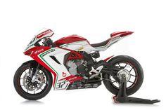 Motorrad Bild: MV Agusta F3 RC 2016