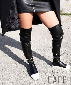 fe564786fd9 8 Best Stiletto boots images | Sexy boots, Thigh high boots, Hot ...