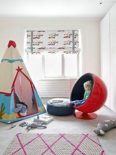 A fun children's room.