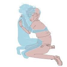 Image result for ghost hug Ghost Hug, Image, Art, Art Background, Kunst, Performing Arts, Art Education Resources, Sanat