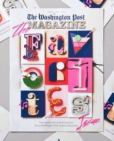 "The Washington Post ""Favorites"" Magazine"