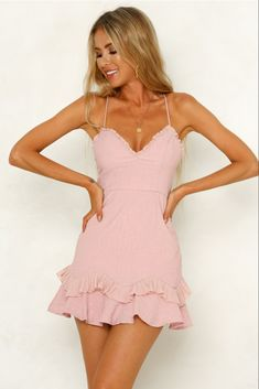 Scorpio Season Dress Blush - Dresses for Work Hoco Dresses, Blush Dresses, Dance Dresses, Elegant Dresses, Pretty Dresses, Sexy Dresses, Fashion Dresses, Girls Dresses, Dresses For Work