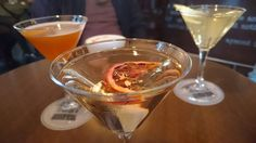 Cocktail time en @1862DryBar #likeaboss