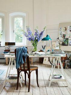 el blog Chicdeco | Bellos atelieres talleres hermosas del vintage de la vendimia