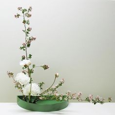 This is an ikebana arrangement I made 12 years ago.   Ikebana Beautiful