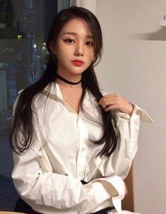 Pretty Korean Girls, Cute Korean Girl, Cute Asian Girls, Beautiful Asian Girls, Cute Girls, Korean Beauty, Asian Beauty, Ulzzang Korean Girl, Uzzlang Girl