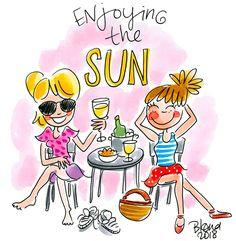 Blond Amsterdam - Enjoy The Sun