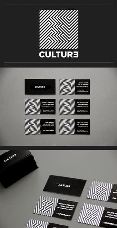 CULTURƎ management | brand identity design by Caio D'Andréa