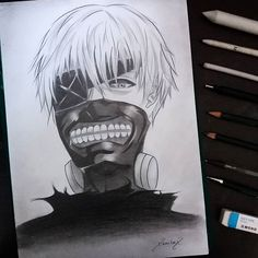 Kaneki Ken by XerukaX