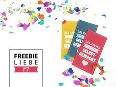 Freebie-Liebe #7 - Wünsch dir dein Freebie - Gifts of love