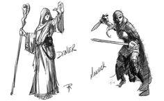 The Denier & The Maverick: The Cones of Dunshire by Mayfair Games, Inc — Kickstarter