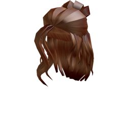 Customize your avatar with the Brunette Bun with Waves and millions of other items. Mix & match this hair accessory with other items to create an avatar that is unique to you! Brown Hair Roblox, Black Hair Roblox, Ball Hairstyles, Popular Hairstyles, Create Avatar Free, Super Happy Face, Roblox Roblox, Roblox Gifts, Girl Hair Colors