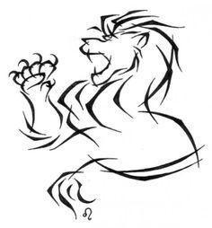 leo symbols | leo symbol tattoo designs