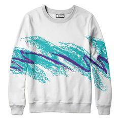 90's Swoosh Sweatshirt from Beloved Shirts