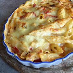 Ihr kennt das sicherlich, wenn die Familie Bock auf Nudeln hat, aber die Vorstellung, schon wieder Tomatensauce (oder artverwandtes) zu Esse...