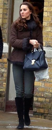Mulberry Polly Push Lock Bag Kate Middleton Bags