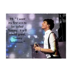 louis tomlinson facts | Tumblr ❤ liked on Polyvore
