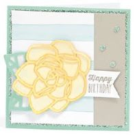 Gina's Little Corner of StampinHeaven: A New Exclusive Cricut Cartridge - Flower Market!