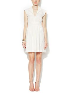 Happily Ever After Cotton Dress