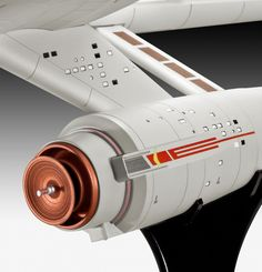 Amazon.com: Revell Star Trek USS Enterprise NCC 1701: Toys & Games