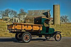 1923 Ford Model Tt One Ton Truck