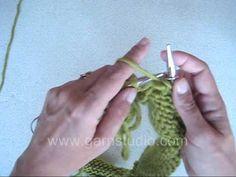▶ DROPS Knitting Tutorial: How to knit Raglan - YouTube