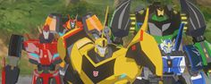 178 images (& sounds) of the Transformers: Robots In Disguise cast of characters. Photos of the Transformers: Robots In Disguise (Show) voice actors. Rescue Bots, Transformers Robots, Optimus Prime, Cute Pictures, Banner, Disney, Board, Movies, Photos