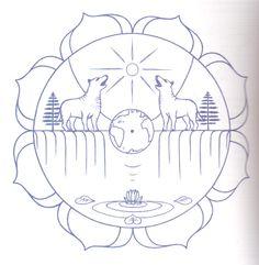 . Mandala Printable, Decorative Plates, Printables, Home Decor, Decoration Home, Room Decor, Print Templates, Home Interior Design, Home Decoration