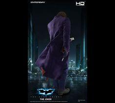 #TheDarkKnight #Joker #HeathLedger #masterpiece #Enterbay EnterbayUSA #BruceWayne #Batman #TheJoker #figurine #villain #signature #costume #halloween #purple #velvet #coat #actionbody #character #JokerFigurine #FigurineStand Heath Ledger, Purple Velvet, Costume Halloween, Dark Knight, The Darkest, Joker, Batman, Costumes, Superhero