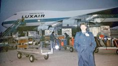 SPX on stand in Luxembourg Boeing 747, Luxembourg, Trek, Aviation, Classic, Collection, Derby, Classic Books, Aircraft