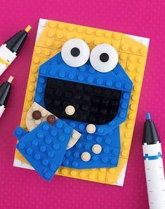 LEGO Pop-Culture – Les Portraits Lego de Powerpig !