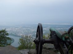 Point Park - site of the Battle above the Clouds (Chattanooga, TN)