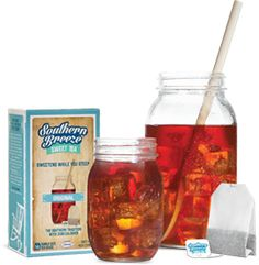 Spice it up this Valentine's Day by adding jalapenos to your sweet tea y'all. Sweet Tip! Make this recipe extra special: add two straws to your mason jar and #SHARETHESWEETNESS with your love! Jalapeno Lemonade Sweet Tea: 2 Southern Breeze Sweet Tea Bags (Original) 4 cups boiling water 2 cups cold water 2 cups Lemonade...