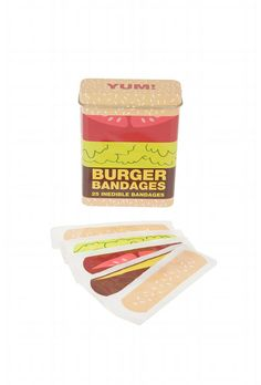 burger bandages $7.00