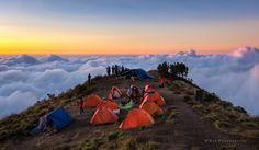Overcloud Camping | par hak87