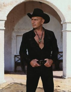 Yul Brynner: The Magnificent Seven (1960)