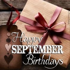 Image result for happy september birthday