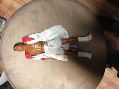 MUHAMMED ALI DOLL NICE SEE PICTURE