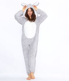 Bunny jumpsuits - En mode cocooning - The collections - Homewear