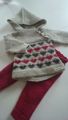"""Osloanorakk"" Knitting Projects, Knitting Patterns, Baby Barn, Knitwear, Diy And Crafts, Heaven, Sewing, Crochet, Sweaters"