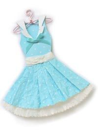 Miss June: Flirty Sailor Girl