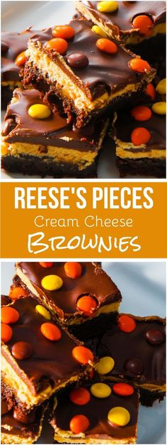 Reeses Pieces Cream