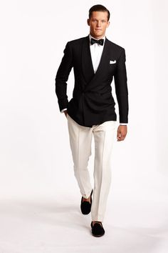 Ralph Lauren Spring 2015 Menswear Collection Slideshow on Style.com
